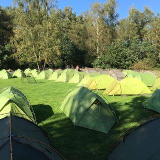 Gebruikte noSun tenten