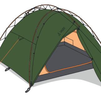 Nieuwe tenten