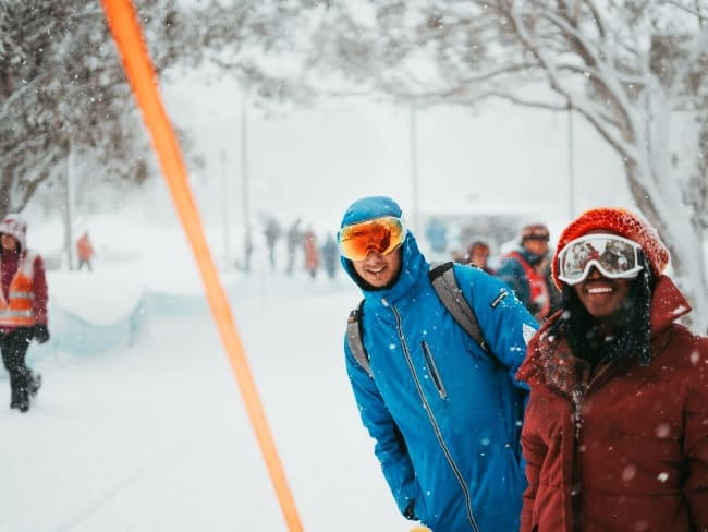 meenemen winterreis skibril