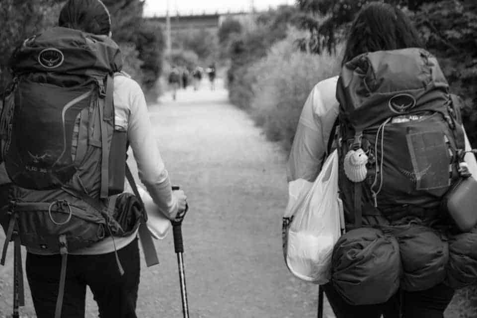 Hiken tijdens je kampeerreis