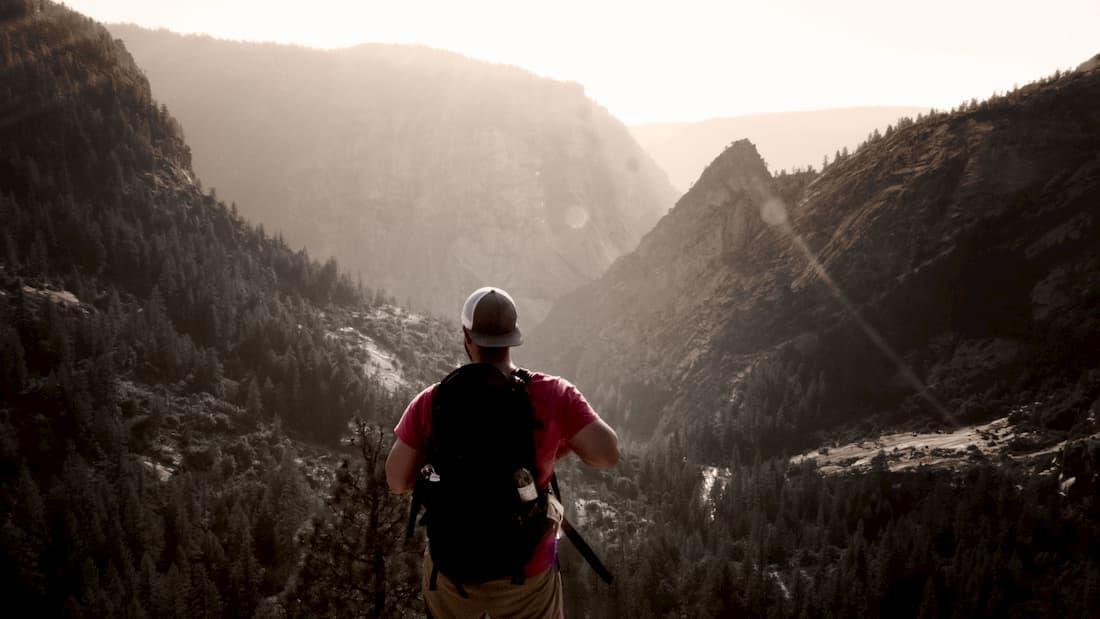 Hiken door Franse Alpen