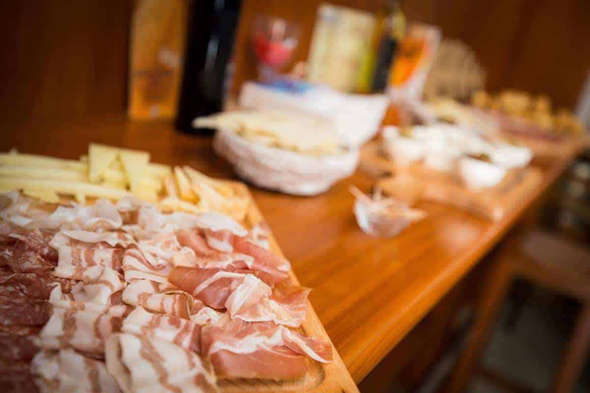 Eten in Sardinië