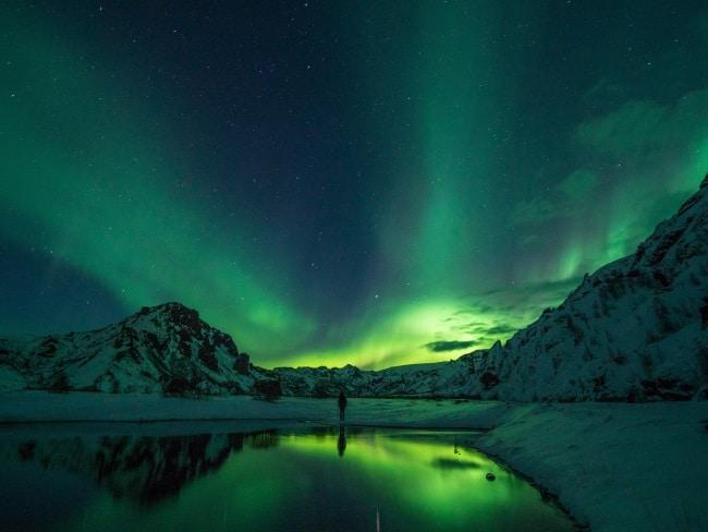 noorderlicht lapland winter single reis