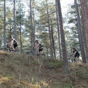 singlevakantie mountainbike outdoor