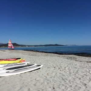 singlereis sardinie watersport