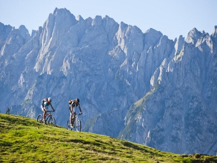 groepsreis oostenrijk mountainbiken