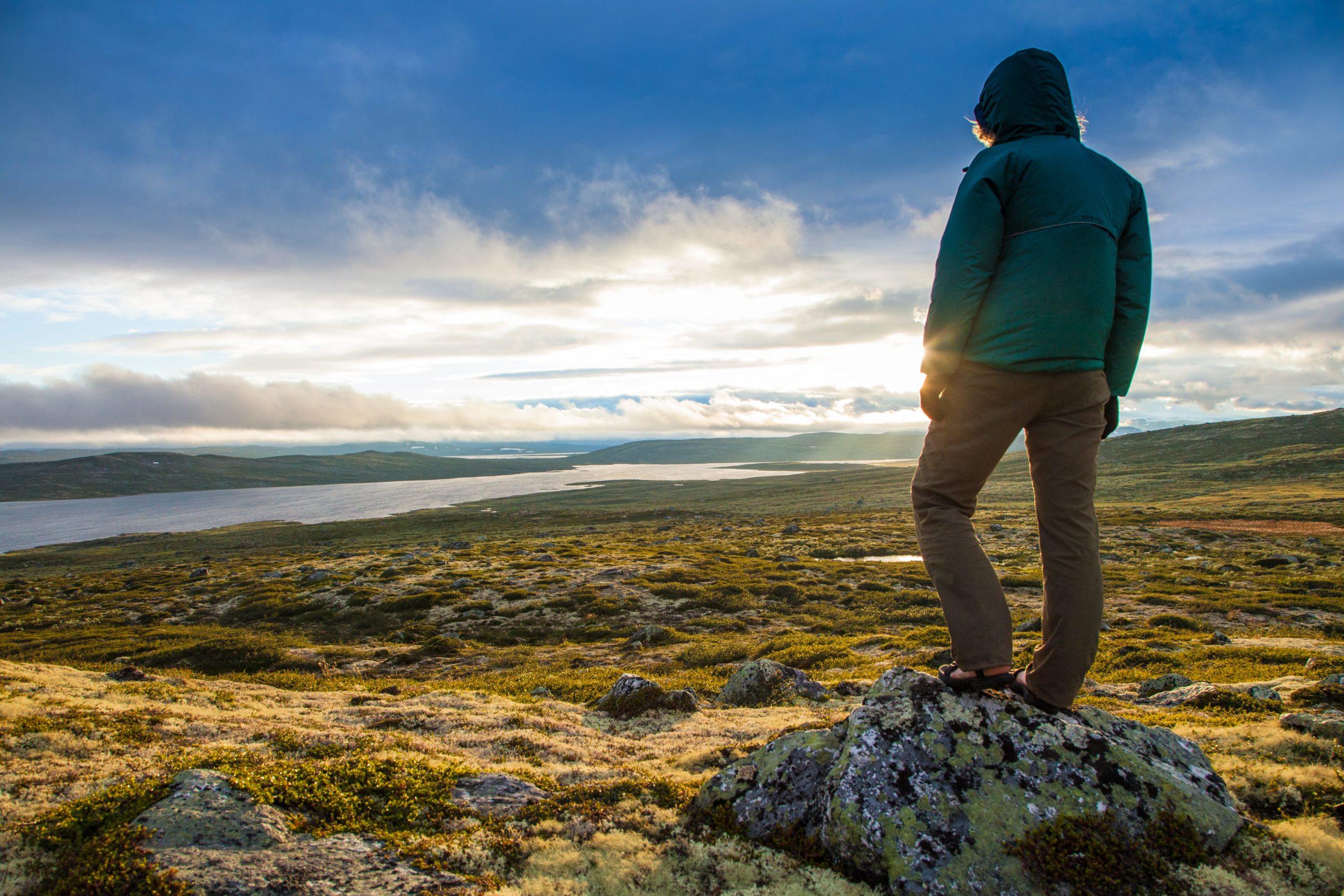groepsreis noorwegen singles wandeltrekking