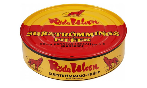 surströmming delicatesse Zweden traditioneel eten